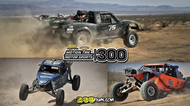 Motion Tire Motorsports 300 Video