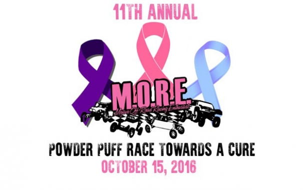 Powder Puff Race Towards A Cure