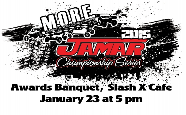 2015 MORE Jamar Championship Series Awards Banquet