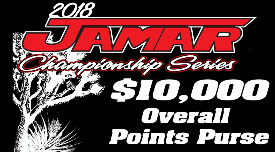 2018 Jamar Championship Series - $10,000 Overall Points Purse